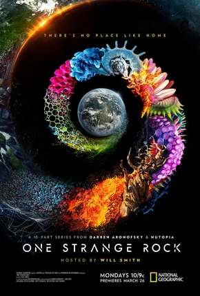 One Strange Rock - 1ª Temporada Completa HD