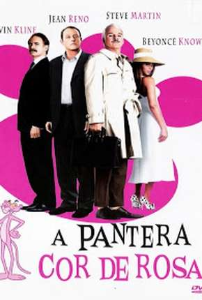 A Pantera Cor de Rosa - The Pink Panther