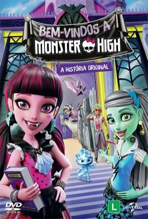 Bem-Vindos a Monster High BluRay