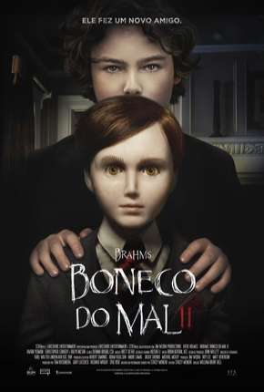 Brahms - Boneco do Mal II - Legendado HDRIP