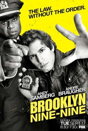 Lei e Desordem - Brooklyn Nine-Nine 1ª Temporada