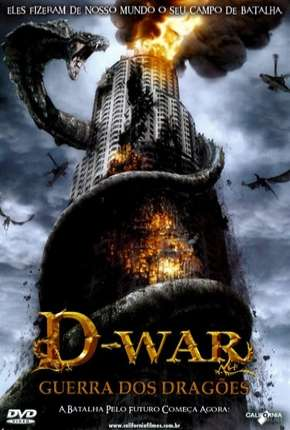 D-War - Guerra dos Dragões BluRay