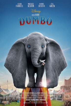 Dumbo - Blu-Ray Live Action 2019