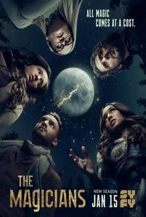 Escola de Magia - The Magicians 5ª Temporada Legendada