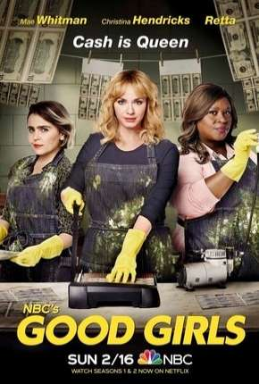 Good Girls - 3ª Temporada Legendada