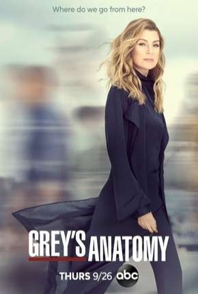 A Anatomia de Grey - Greys Anatomy - 16ª Temporada