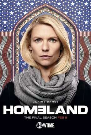 Homeland - 8ª Temporada Legendada