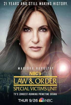 Law and Order: SVU - 21ª Temporada Legendada