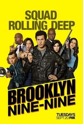 Lei e Desordem - Brooklyn Nine-Nine 4ª Temporada