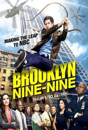Lei e Desordem - Brooklyn Nine-Nine 6ª Temporada