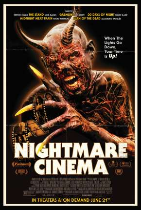 Nightmare Cinema BluRay