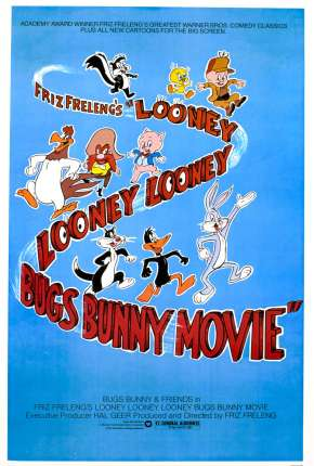 O Filme Looney, Looney, Looney do Pernalonga