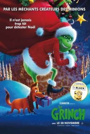O Grinch - The Grinch BluRay