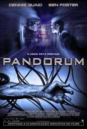 Pandorum BluRay