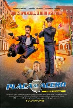 Placa de Acero - Legendado