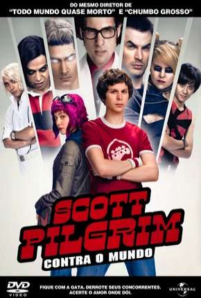 Scott Pilgrim Contra o Mundo Full HD