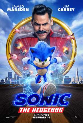 Sonic - O Filme - Legendado WEB-DL