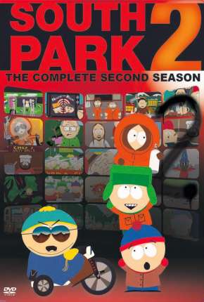 South Park - 2ª Temporada Completa