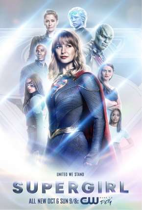 Supergirl - 5ª Temporada Legendada