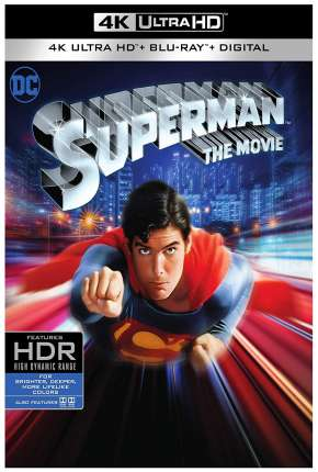 Superman - O Filme 4K UHD