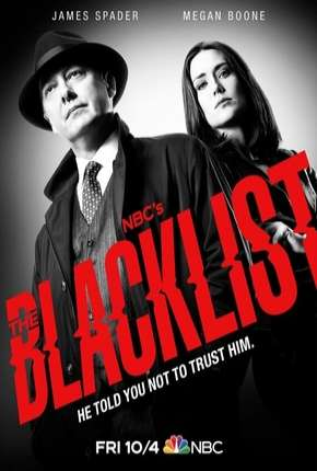The Blacklist - Lista Negra - 7ª Temporada Legendada