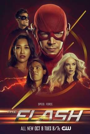 The Flash - 6ª Temporada Legendada