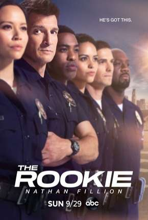 The Rookie - 2ª Temporada Legendada