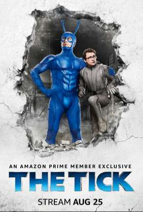 The Tick - 1ª Temporada Completa