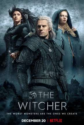 The Witcher - 1ª Temporada Netflix