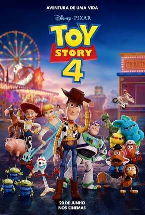 Toy Story 4 - CAM