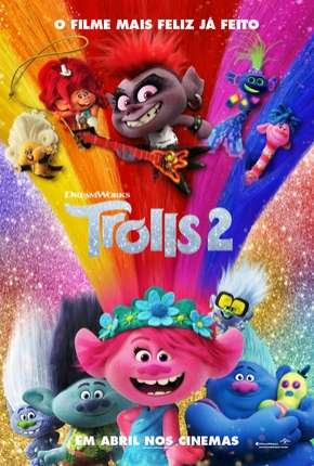 Trolls 2 - Legendado