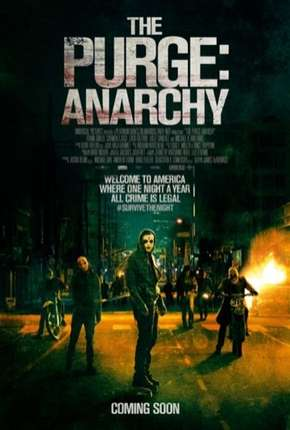 Uma Noite de Crime 2 - Anarquia (The Purge - Anarchy)