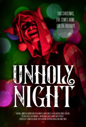 Unholy Night  - Legendado