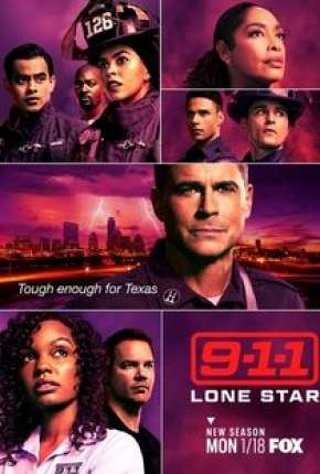 9-1-1 - Lone Star - 2ª Temporada Legendada