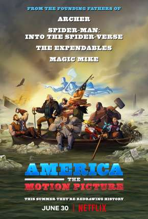 America - The Motion Picture