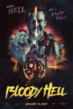 Bloody Hell - Legendado