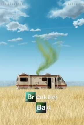 Breaking Bad 1ª até 5ª Temporada Completa