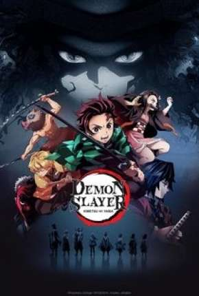 Demon Slayer - Kimetsu no Yaiba - 1ª Temporada