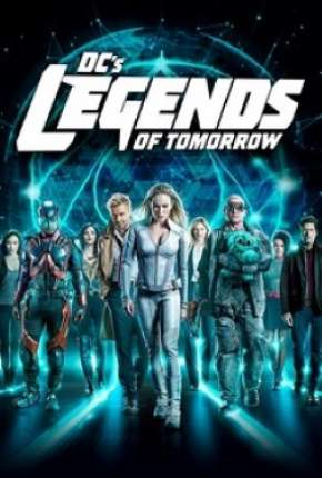 Lendas do Amanhã - Legends of Tomorrow 5ª Temporada