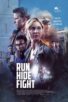Run Hide Fight - Legendado