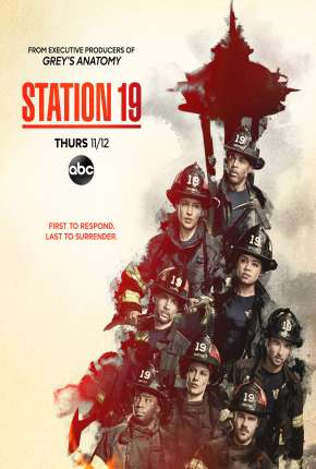 Station 19 - 4ª Temporada Legendada