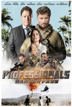 The Professionals - 1ª Temporada Legendada